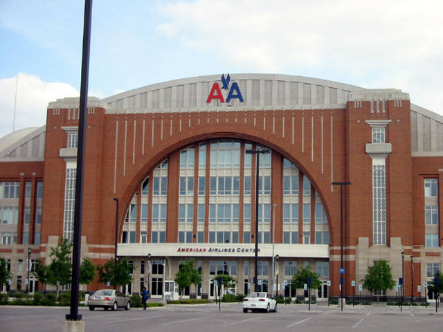 American Airlines Center: Home of the Dallas Mavericks
